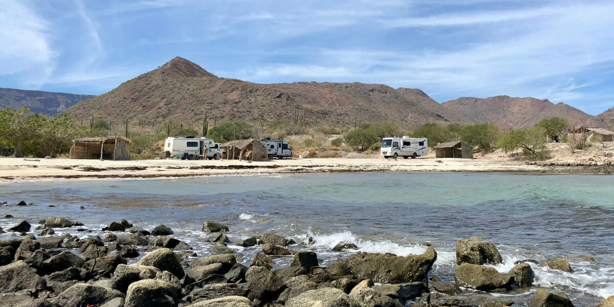 Camping Baja California: 13 Awesome Places To Stay