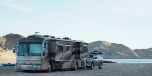 Yes You Can RV Baja, California Mexico In A Big Rig
