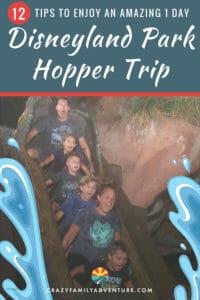 12 tips voor een fantastische 1-daagse Disneyland Park Hopper Trip! Met een beetje planning en deze hacks kom je in meer dan 20 attracties plus krijg je een aantal geweldige foto's!