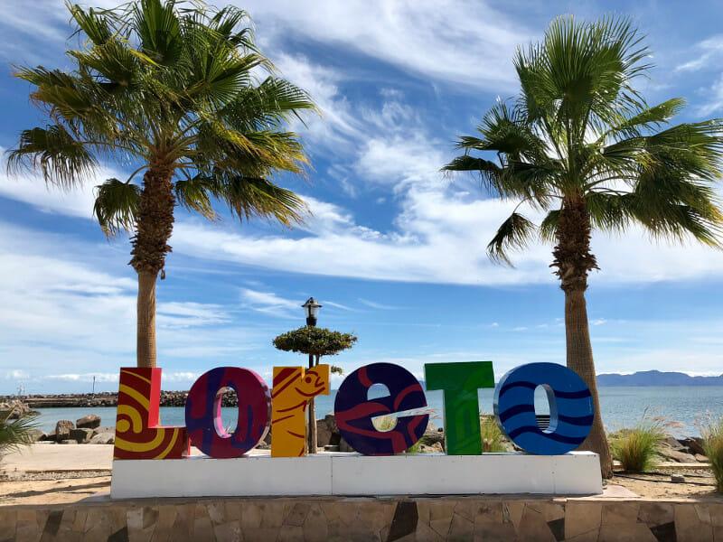 Loreto in Baja