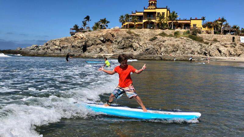 Surfing - CRT Surf School