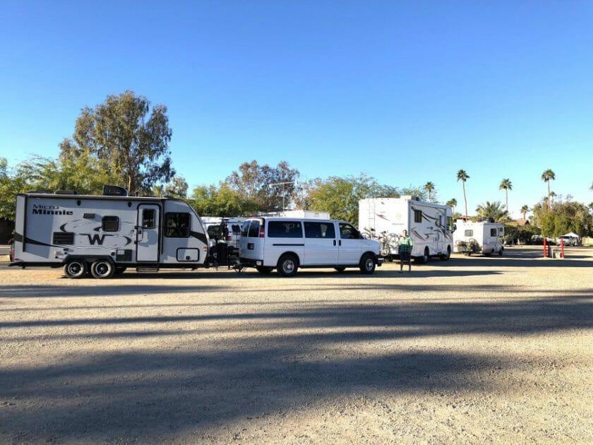 Baja California Road Trip Caravan