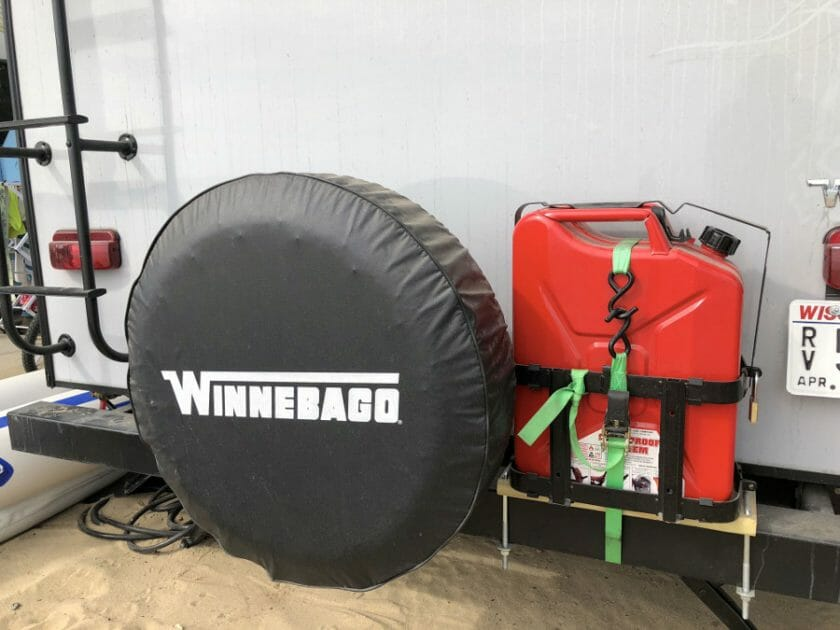 Preparing your vehicle for Baja Mexico