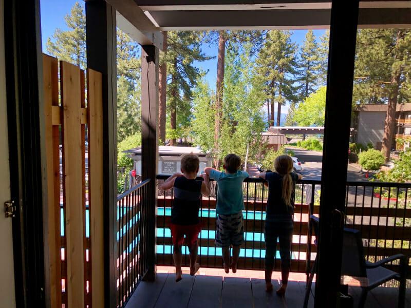 Hotel Azure in Lake Tahoe