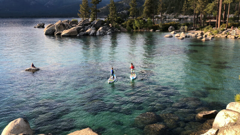 Lake Tahoe is a top thing to do in northern california