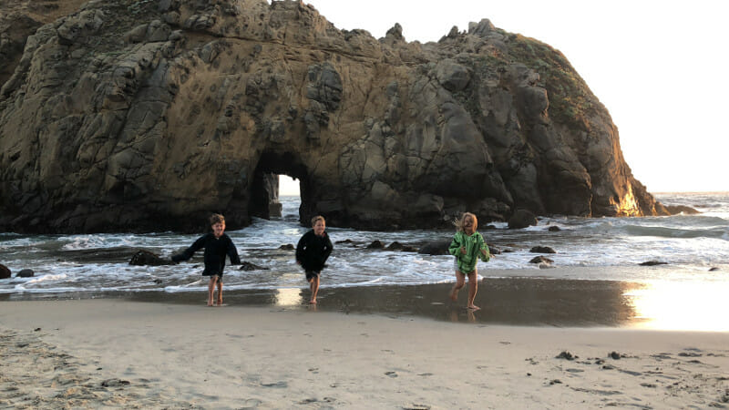 What to do in Pfeiffer Beach