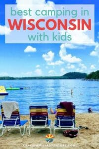 Wisconsin campgrounds will not disappoint any family looking to get out-doors to experience some family time. Here are the 13 best places to go camping in Wisconsin for family fun.