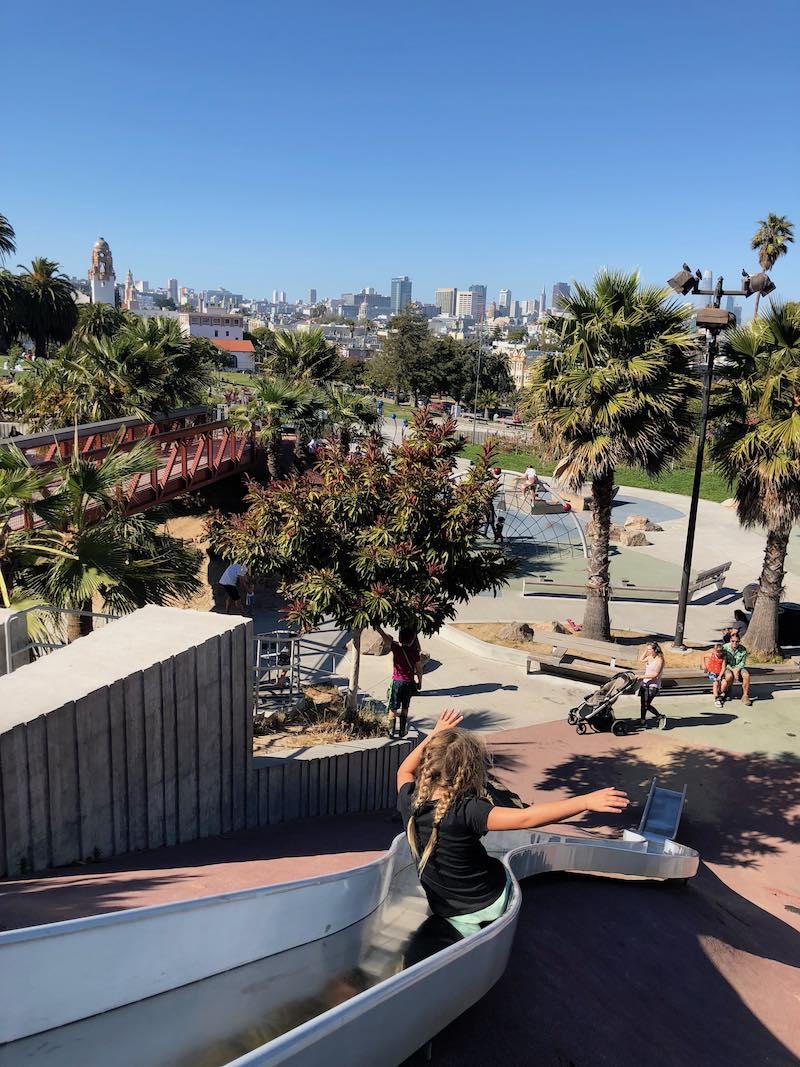 Park in San Francisco