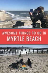 25+ fun and exciting things to do in Myrtle Beach, SC from beaches to attractions. You'll find thrilling amusement parks, beaches, state parks, golf courses and more!