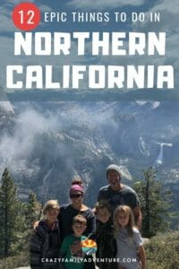 There is so much beauty and wonder in Northern California. From waterfalls to volcanos and lava tub caves there is an abundance of epic things to do in Northern California. Below our 12 places you have to visit!