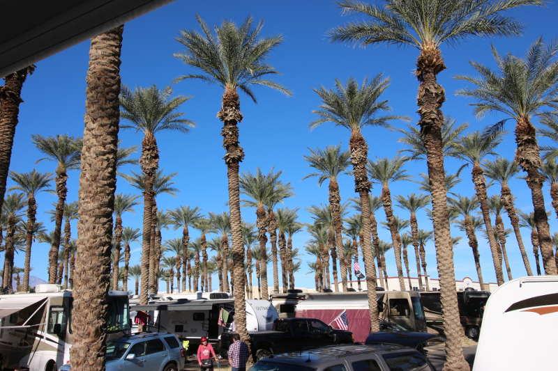 Palm Springs RV Park