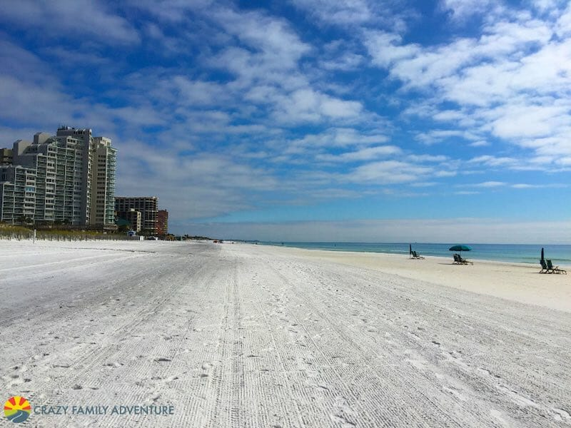 Destin Beach is a great place to hang out!