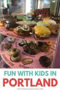 You'll love our list of awesome things to do in Portland with kids. Portland is a foodie's dream and has tons of great activities for your whole crew!