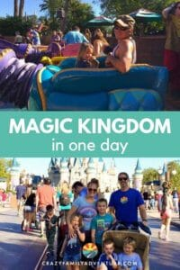 Here are 11 tips to have a great day at Magic Kingdom without spending tons of cash!