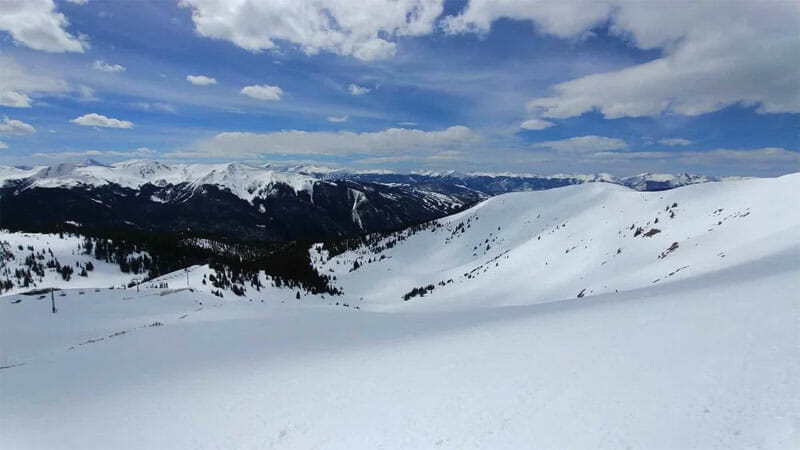 Basin Skiing