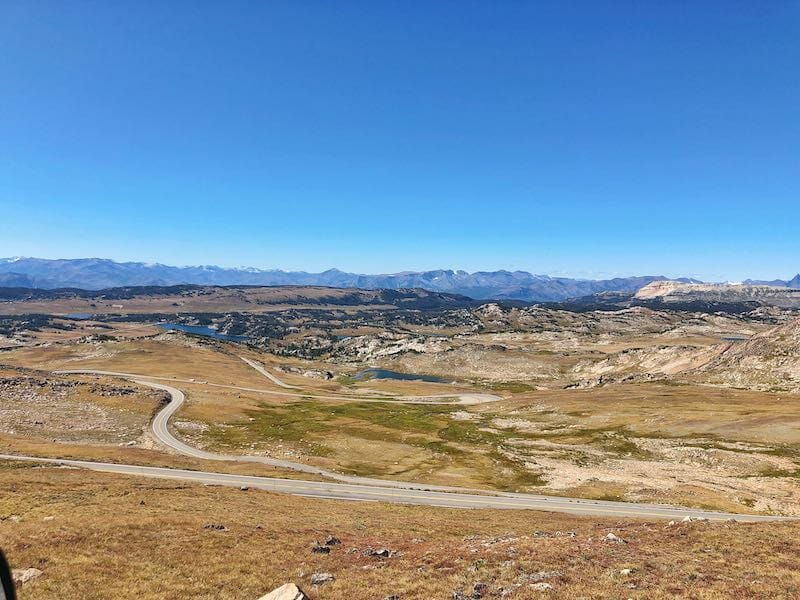 Beartooth Highway by Red Lodge