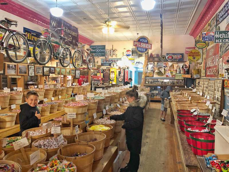 Montana Candy Emporium in Red Lodge