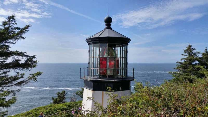 Cape Lookout State Park Lighthouse