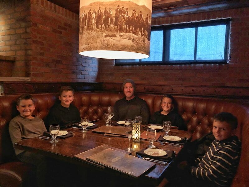 Carbon County Steakhouse in Red Lodge