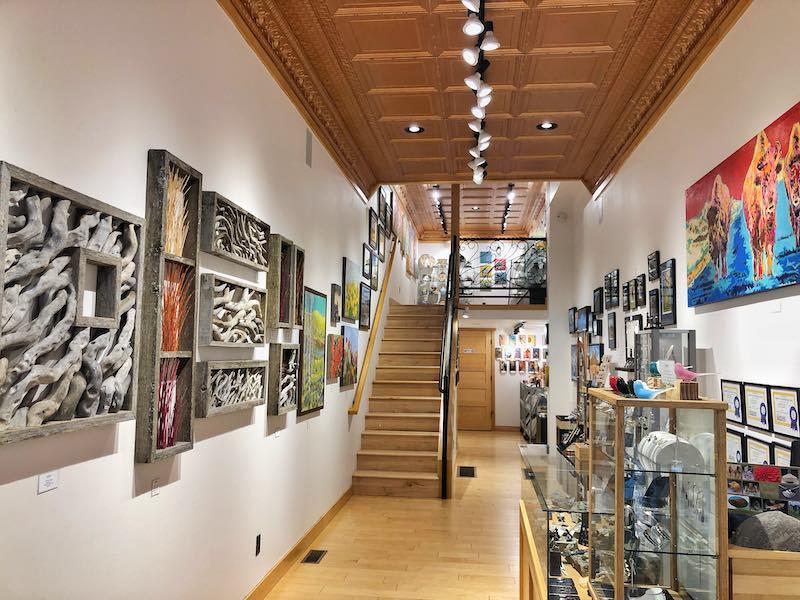 Altitude Gallery in Bozeman, Montana