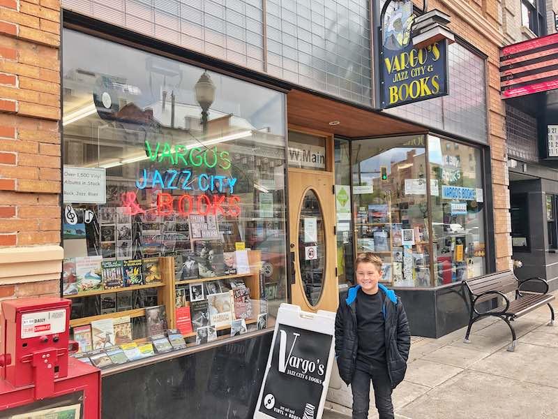 Jazz City and Books