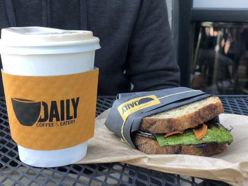 Daily Coffee and Eatery