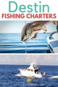 We've got your Destin fishing Charter needs covered with our list of 8 awesome fishing charters you'll love. We've got charters for everyone!