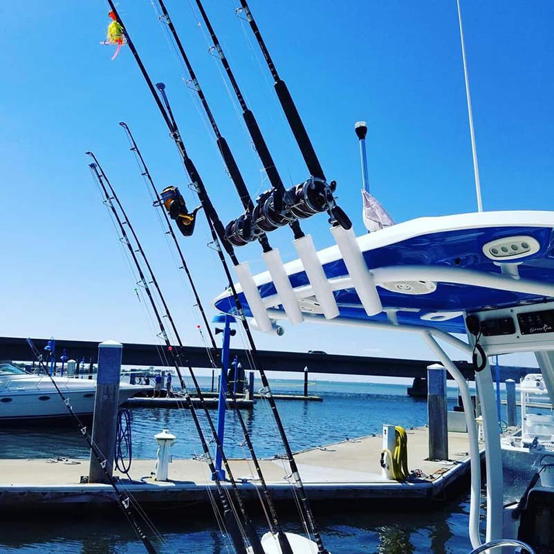 Destin Fishing Chaters