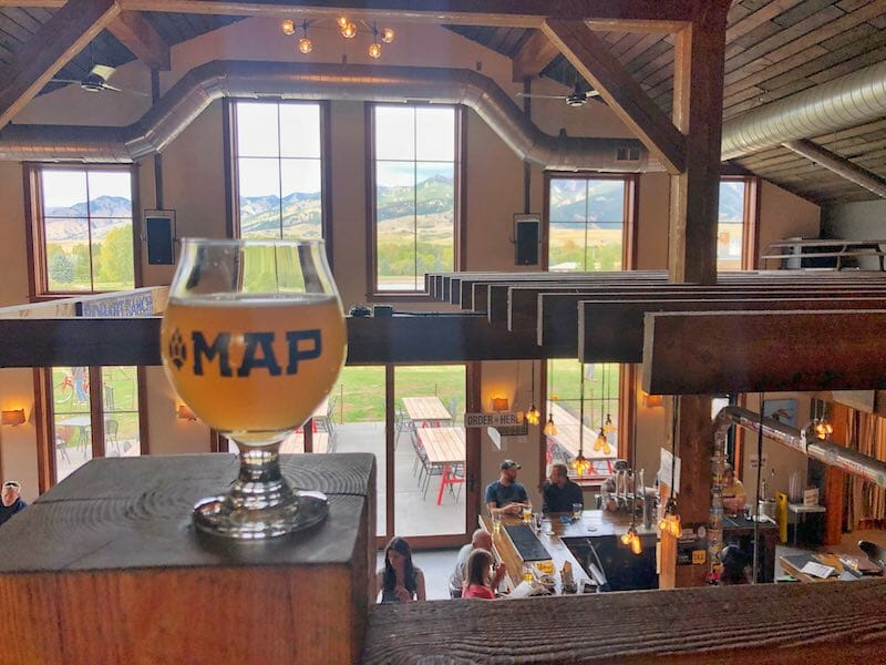 MAP Brewery