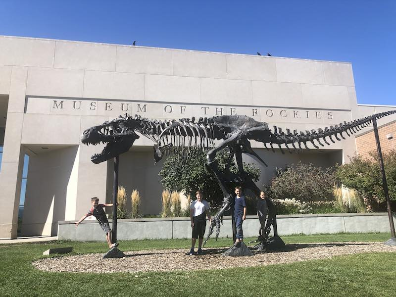Things To Do In Bozeman Montana - Museum Of The Rockies