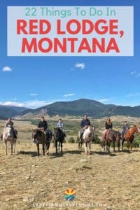 Here are 22 amazing things to do in Red Lodge, Montana for an awesome mountain town vacation! Everything you need to know - including where to eat and where to stay.