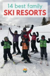 Here is your guide to the 14 absolute best family ski resorts to visit with your family this winter. Dive in and find your next amazing vacation!