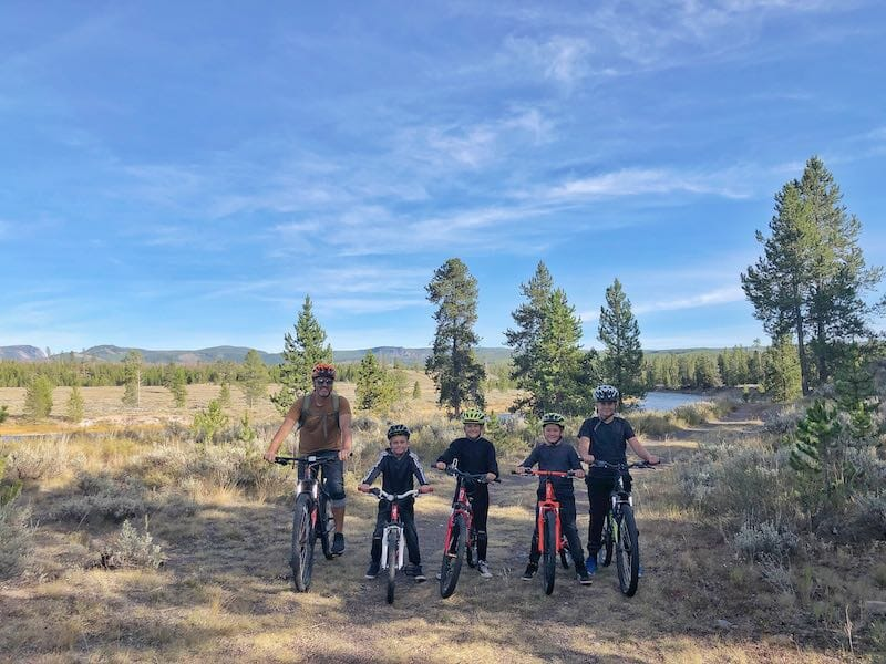 Rent Bikes in West Yellowstone