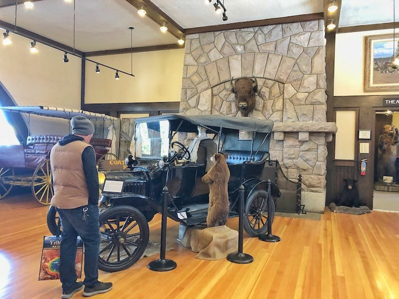 Yellowstone Historic Center
