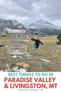 There are so many great things to do in Livingston, MT from history to fun indoor and outdoor activities. They also have a really cool downtown area with an awesome art scene and some great restaurants!
