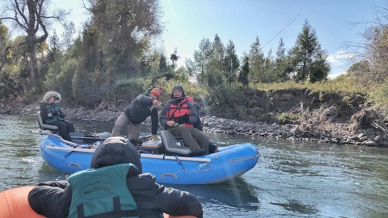 Float and Fish on the Yellowstone River