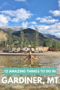 From epic hot springs to awe-inspiring wildlife tours & great places to eat there are so many amazing things to do in Gardiner, Montana & the surrounding area.