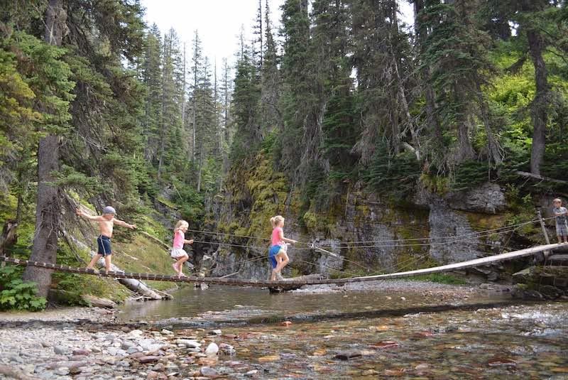Glacier National Park Hike