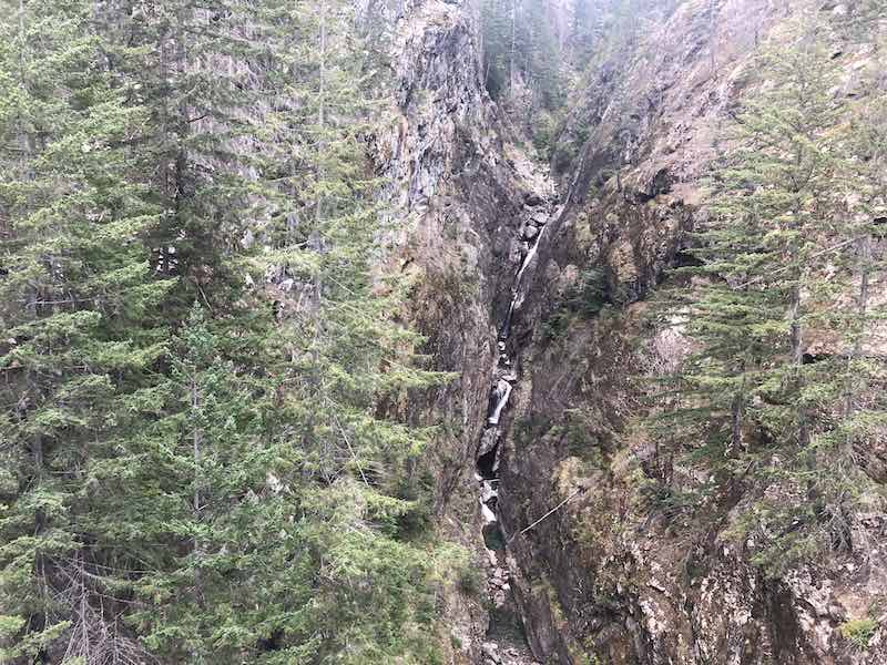 Gorge Creek Falls Trail