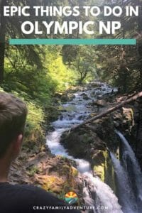 Olympic National Park is filled with beautiful mountains, forests, waterfalls, beaches and a rain forest! Here are 12 amazing things to do in Olympic National Park that you don't want to miss!
