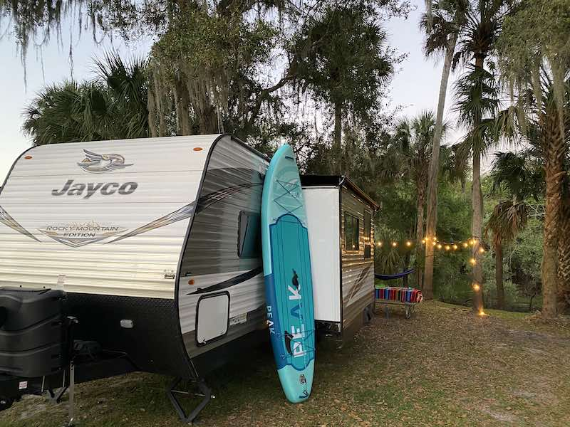 Packing Your RV