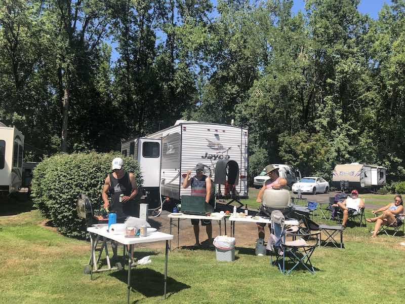 RV Resort Campground