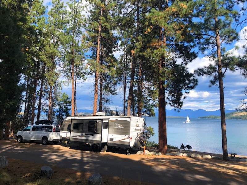State Park Campground