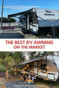 The Best RV Awning on the market!