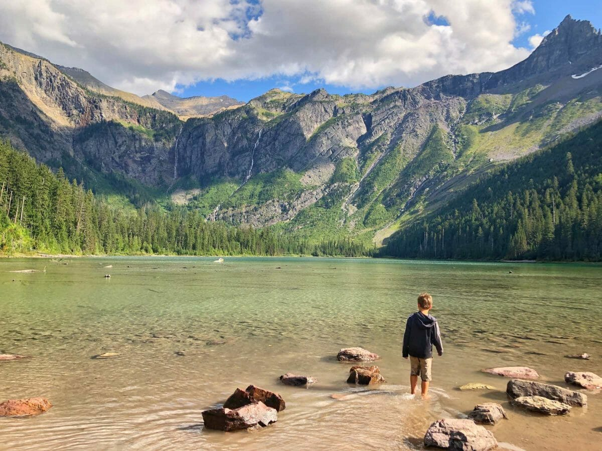 Avalanche Lake Hike in Glacier National Park