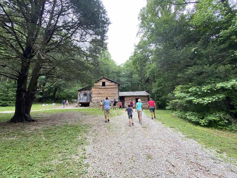 Cades Cove Cabin Stop On Your Tennessee Road Trip