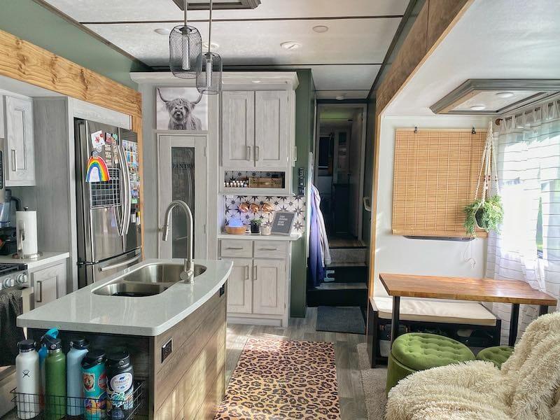 RV Living Space