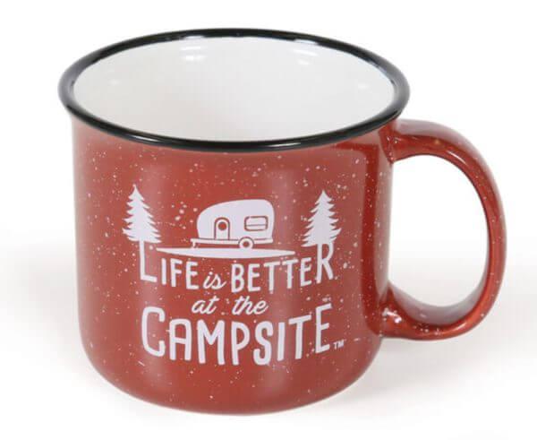 Coffee Mug a great RV Kitchen Accessories