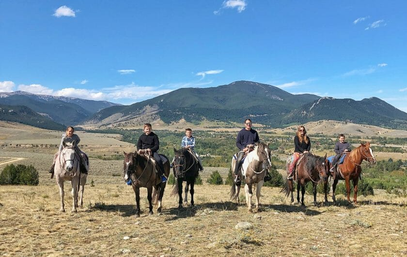 Red Lodge Featured Horseback Riding