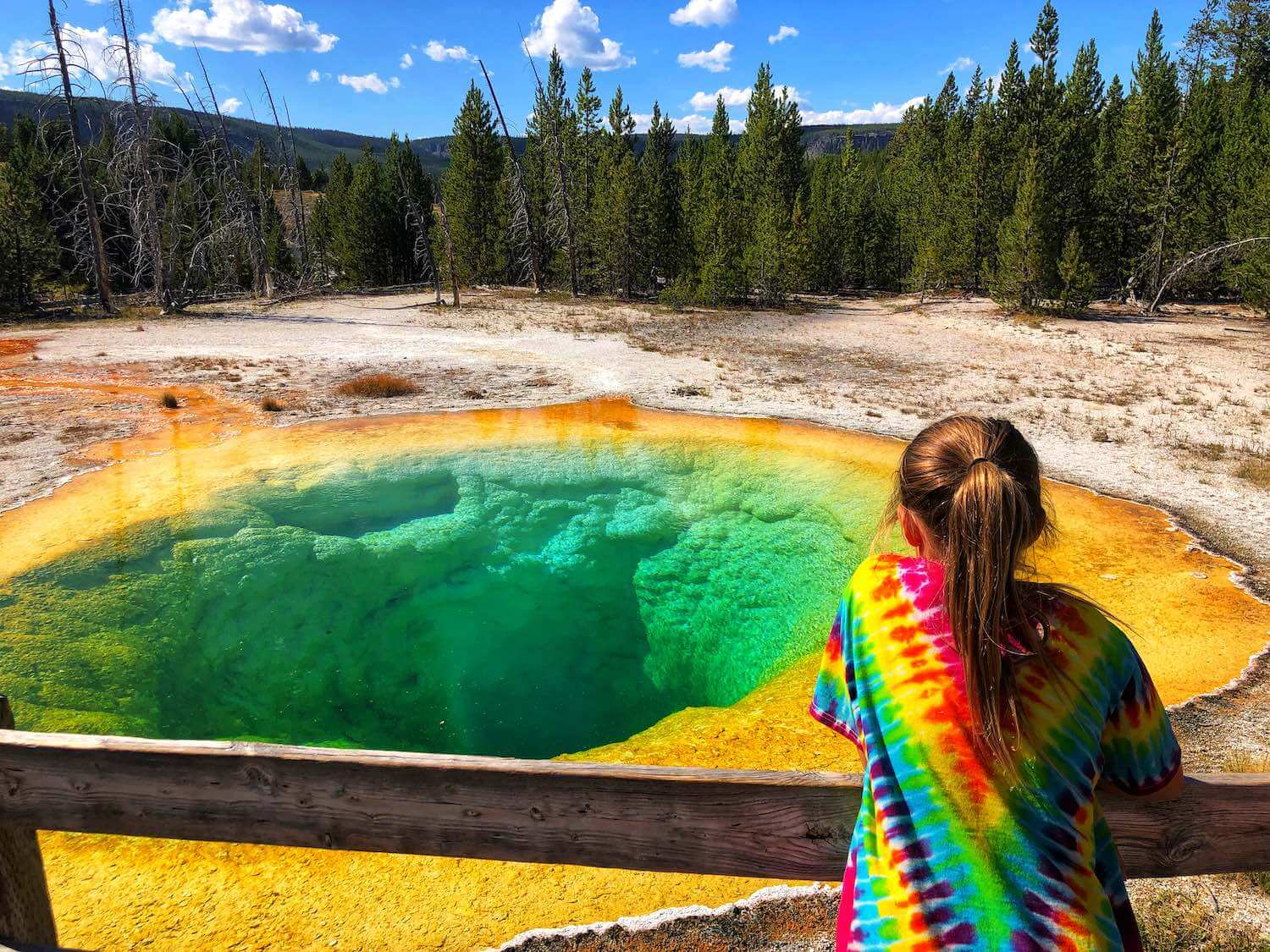9 Kid Friendly Activities by Old Faithful, Yellowstone National Park